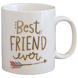 Natural Life Best Friend Ever Mug, , large