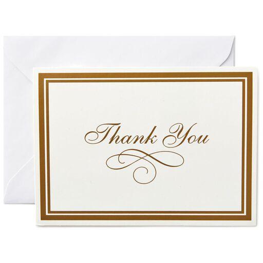 graduation thank you notes stationery hallmark
