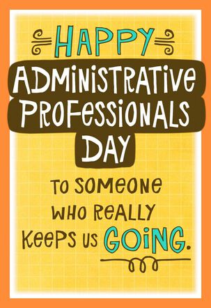 Kick of Caffeine Administrative Professionals Day
