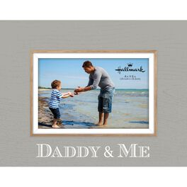 Daddy & Me Malden Picture Frame, 4x6, , large