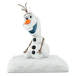 Disney Frozen Olaf Motion-Activated Ornament With Sound, , large