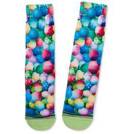 Easter Eggs Toe of a Kind Socks, , large