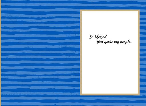 Jill Scott You're My People Thinking of You Card,