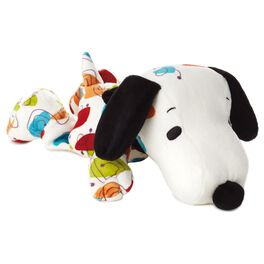 Retro Snoopy Stuffed Animal, , large