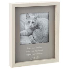 Leapt Into My Heart Pet Picture Frame, 4x4, , large