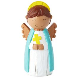Boy Angel Faith Friends Figurine, , large