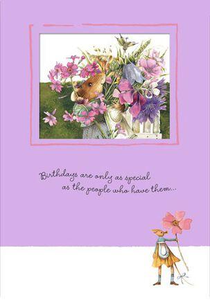 Wonderful Day Birthday Card