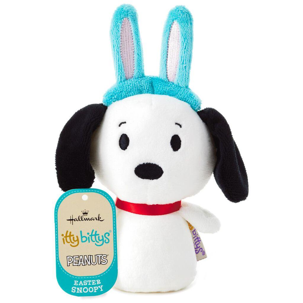 Itty Bittys Peanuts Easter Snoopy Stuffed Animal Itty Bittys