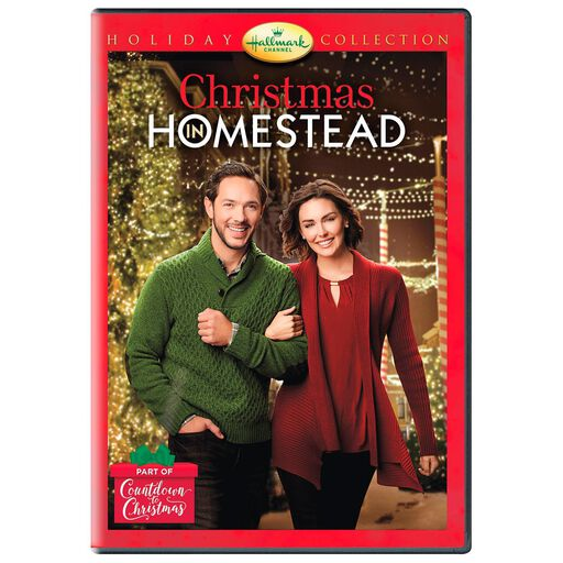 Christmas in Homestead DVD,