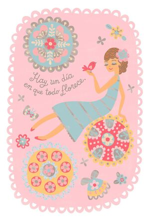 Beautiful Blossoms Birthday Card for Her