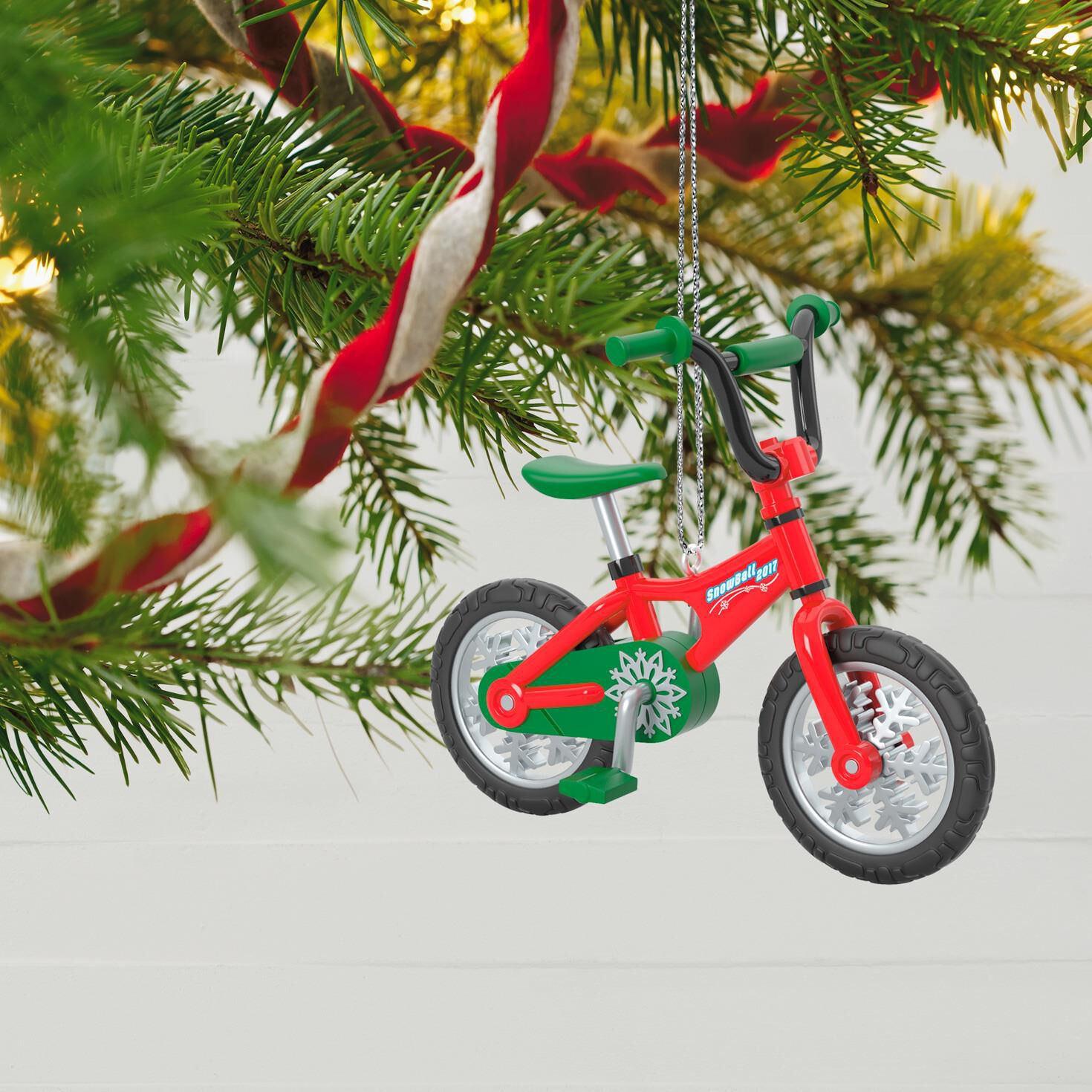 My First Bicycle Ornament - Keepsake Ornaments - Hallmark