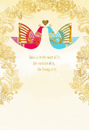 Lasting Love Anniversary Card