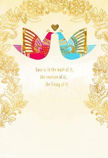 Lasting Love Anniversary Card,