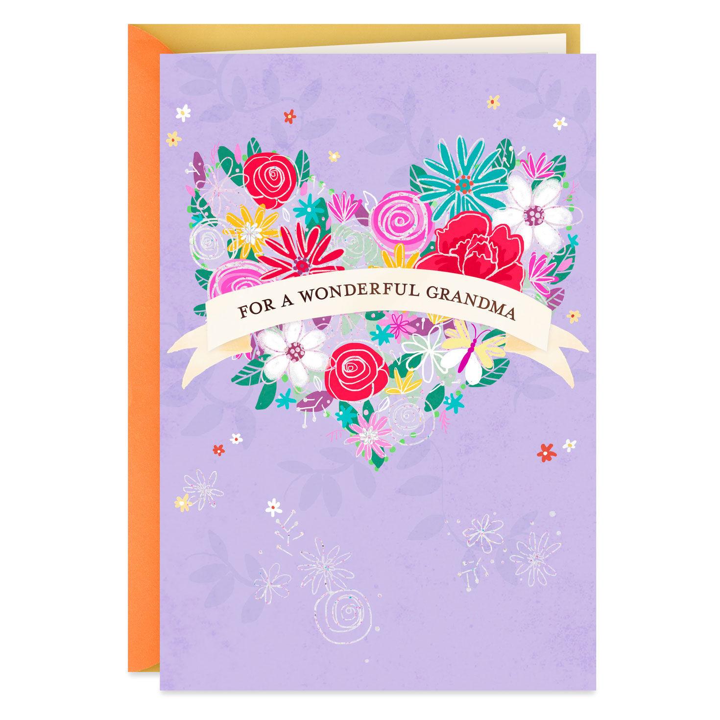 Hallmark Grandparent/'s Day Card