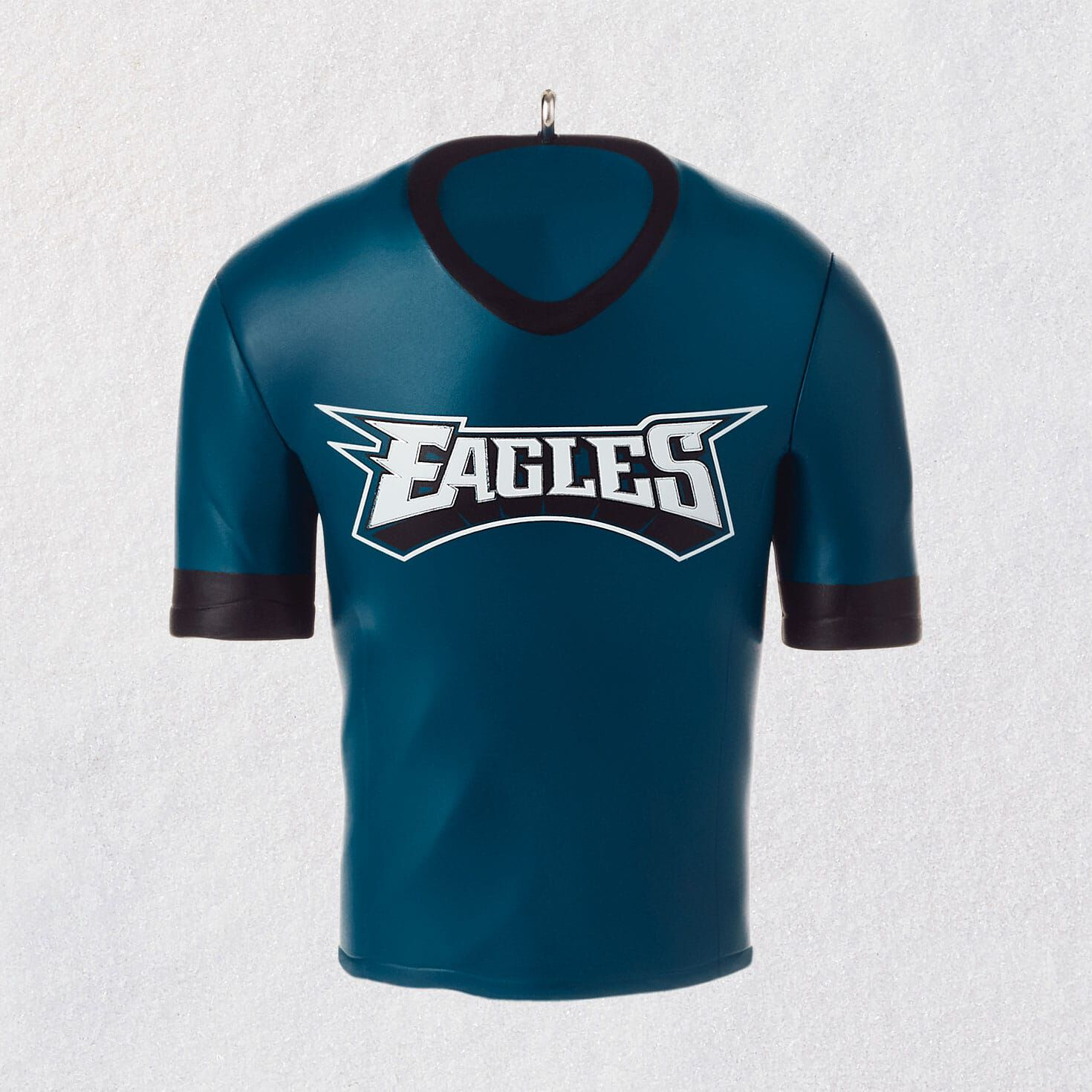pretty nice dc762 4ce90 Philadelphia Eagles Jersey Ornament