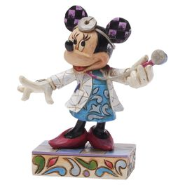 Jim Shore® Doctor Minnie Figurine, , large
