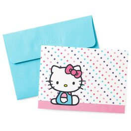 Hello Kitty® Blank Note Cards, Pack of 10, , large