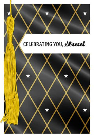 You Deserve This Success Graduation Card