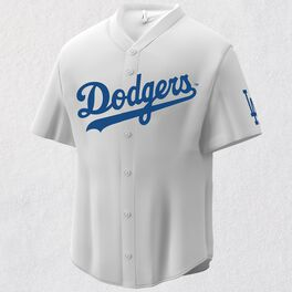 Los Angeles Dodgers™ Jersey Ornament, , large