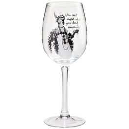 You Can't Regret Lolita® 15 oz. Wine Glass, , large