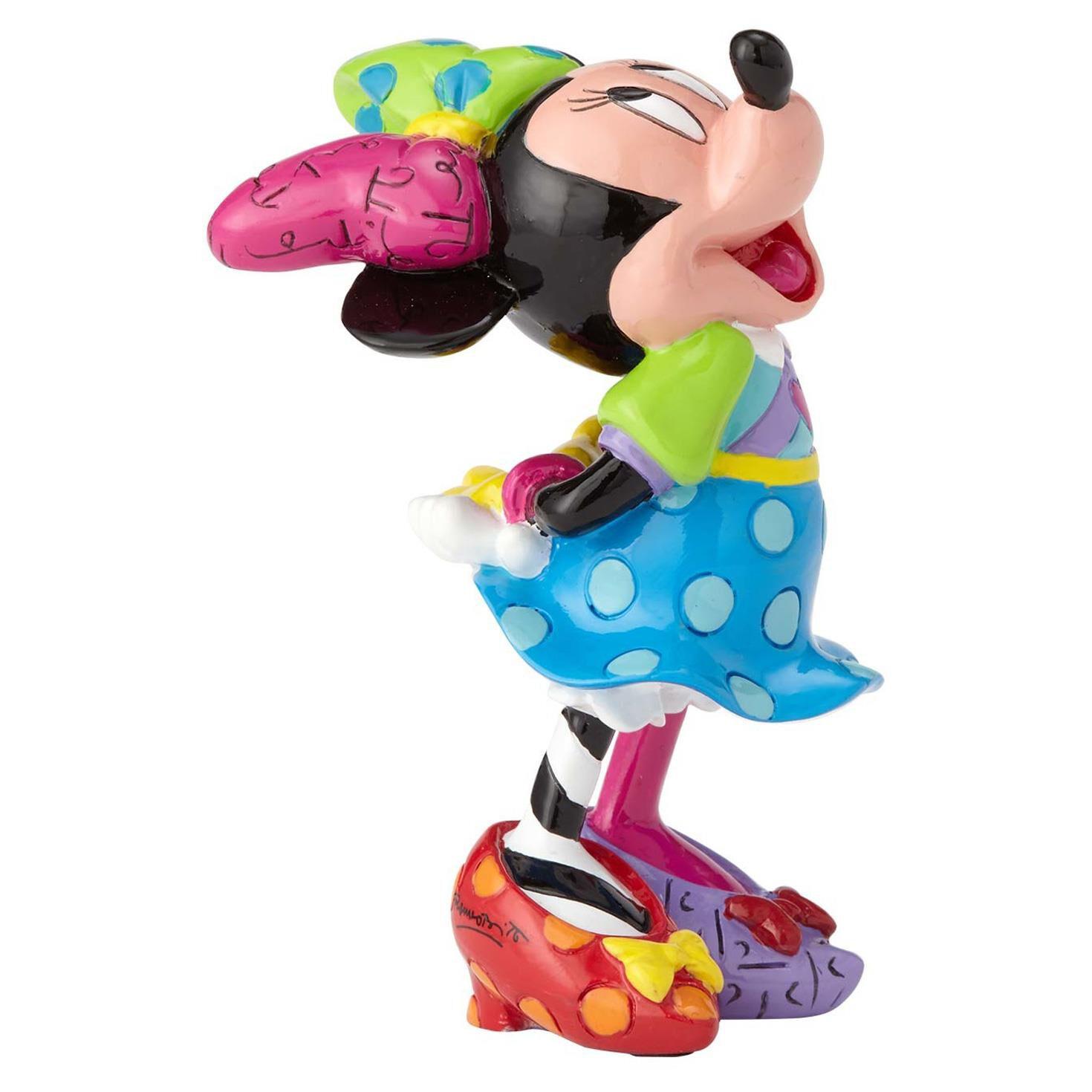 Britto Minnie Mouse Mini Figurine - Figurines - Hallmark