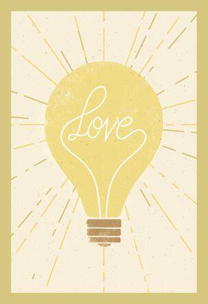Best Idea Ever Love Card