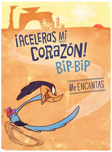 Aceleras Mi Corazón - Looney Tunes,