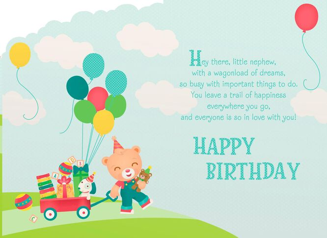 Nephew Youre So Loved Birthday Card Greeting Cards Hallmark – Birthday Card Nephew