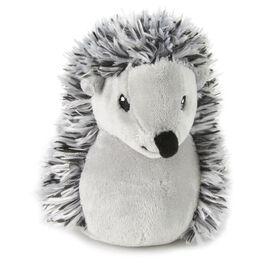 Zip-Along Hedgehog Stuffed Animal, , large