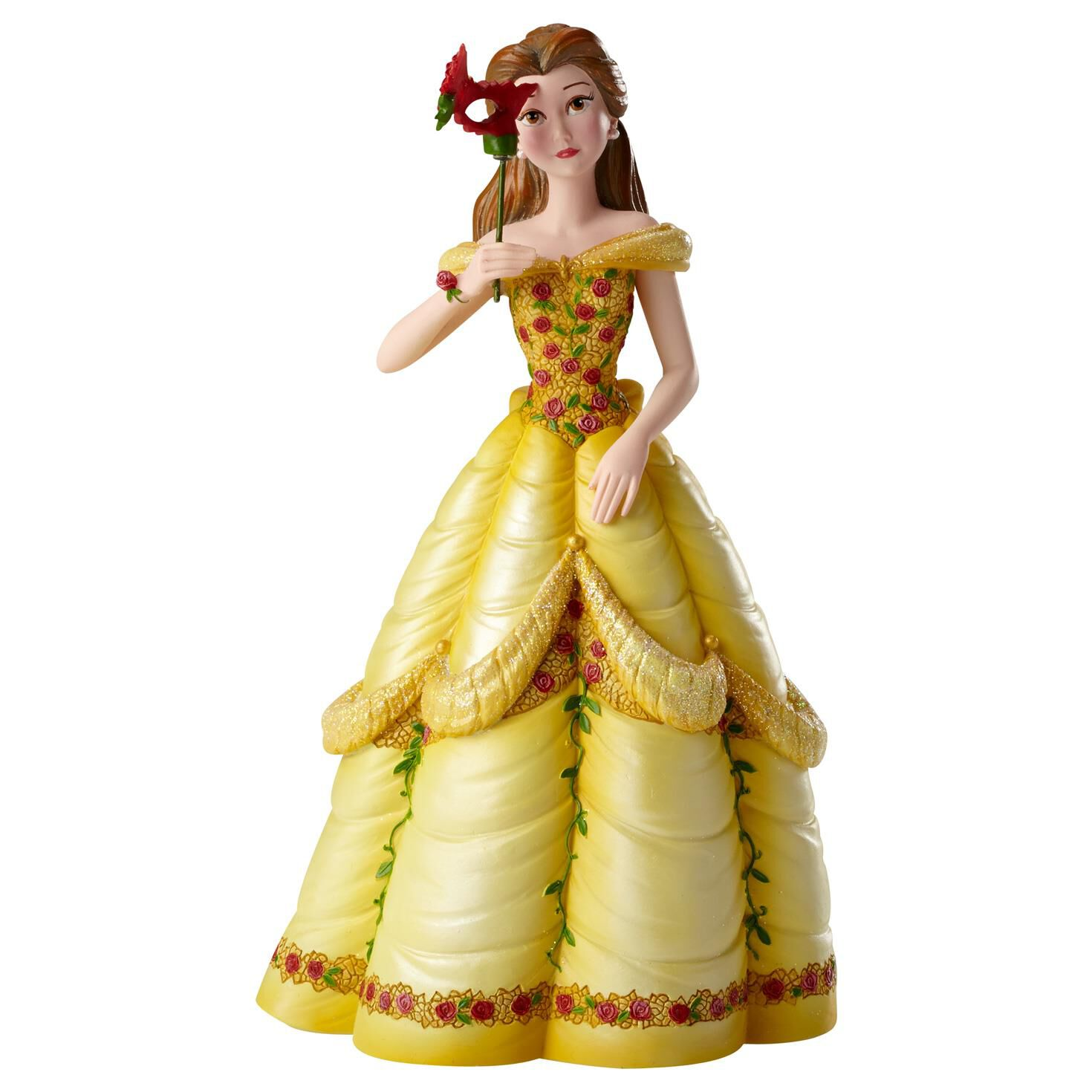 Belle ornament disney - Belle Ornament Disney 8