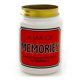 Our Name is Mud Retirement Jar of Memories, , large