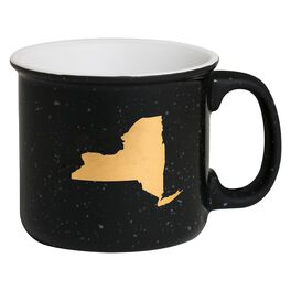 New York State Silhouette Mug, 13.5 oz., , large