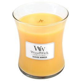 WoodWick® Medium Candle, Seaside Mimosa, , large
