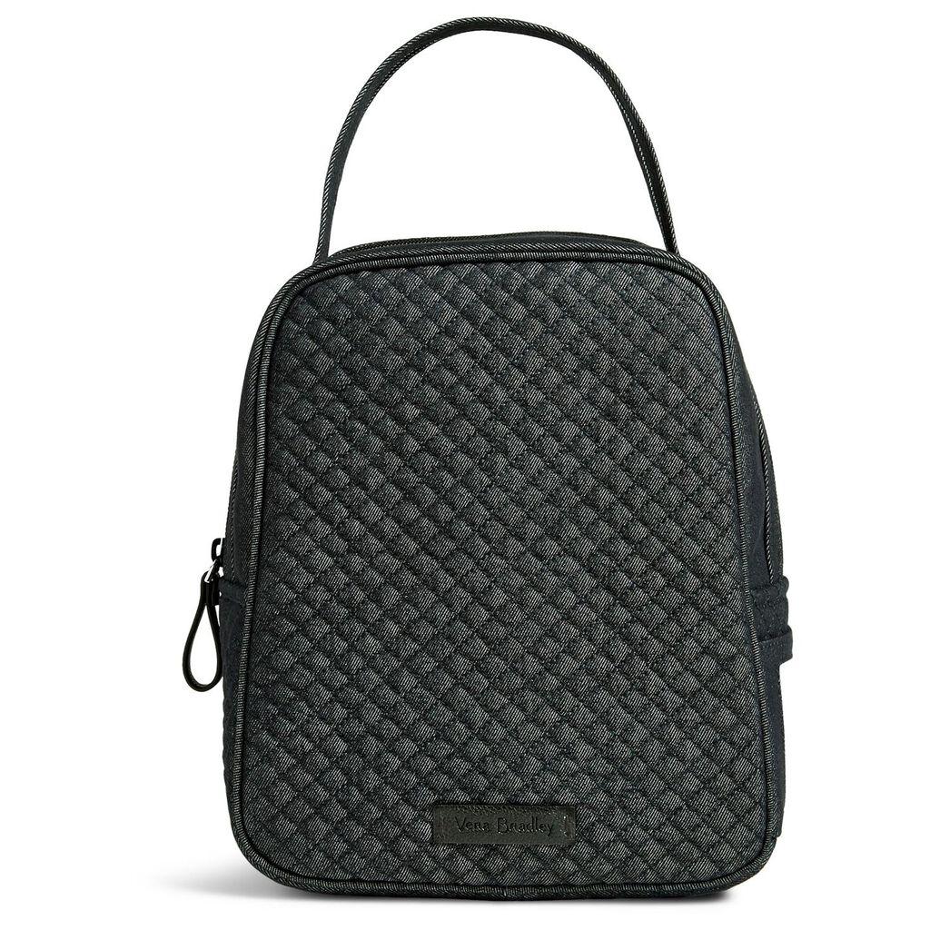b1c04e7322 Vera Bradley Lunch Bunch Bag in Denim Navy - Handbags   Purses ...