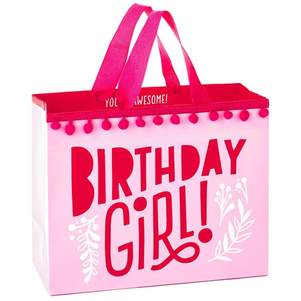 Birthday Girl Medium Gift Bag 77