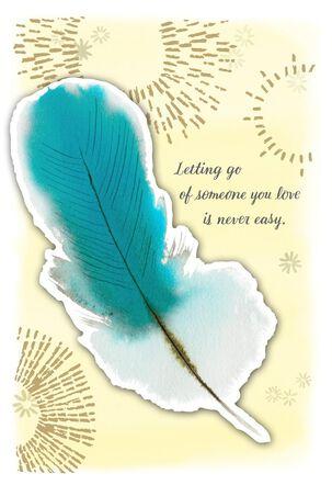 Bringing You Comfort Sympathy Card