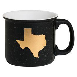 Texas State Silhouette Mug, 13.5 oz., , large