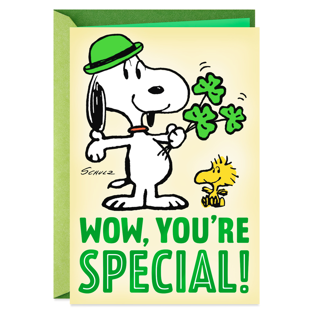 Image result for snoopy st. patricks day images