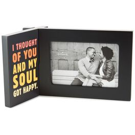 Happy Soul Sentiment and 6x4 Photo Frame, , large