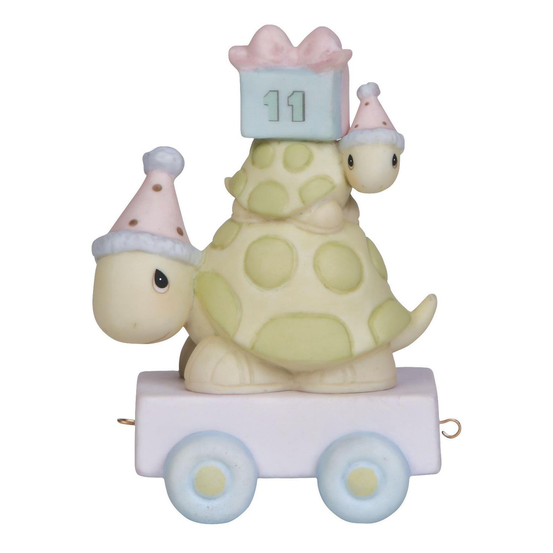 Precious Moments® It's Your Birthday Turtle Pair Figurine, Age 11 -  Figurines - Hallmark