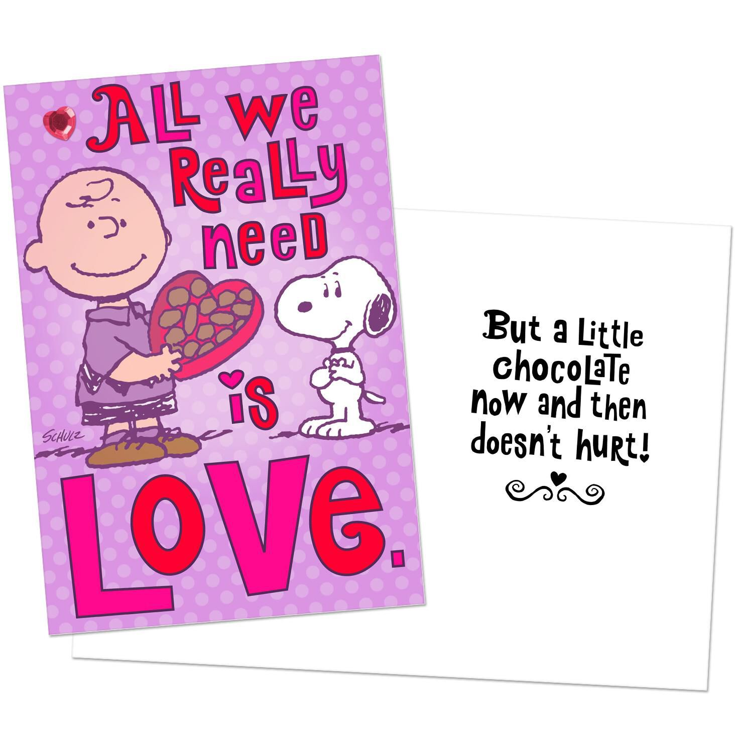 ... Peanuts® Happiness And Love Valentineu0027s Day Cards, ...
