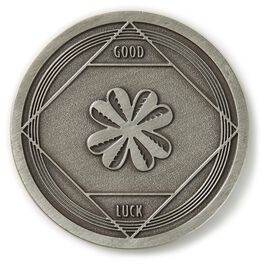 Good Luck Collectible Token, , large