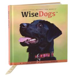 Wise Dogs Inspiration for Living a Happy and Rewarding Life Gift Book, , large