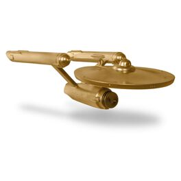 STAR TREK™ U.S.S. Enterprise™ 50th Anniversary Edition Musical Ornament, , large