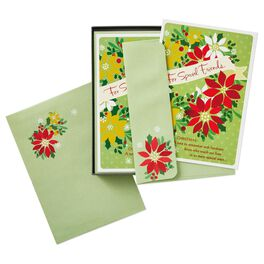 For Special Friends Christmas Cards, Box of 16, , large