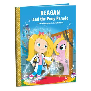 My Little Pony™ Personalized Book,