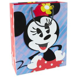 """Minnie Mouse X-Large Gift Bag, 15.5"""", , large"""
