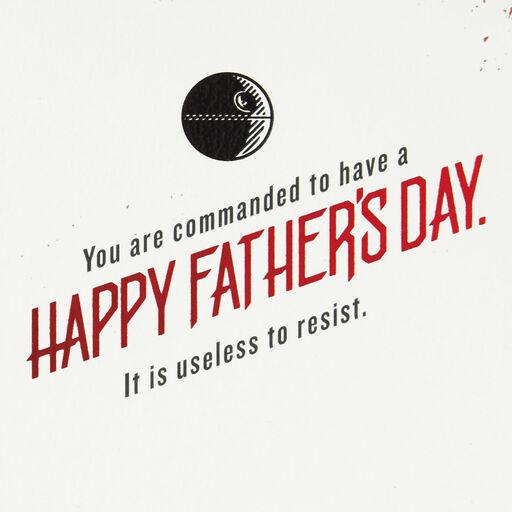 6a361cc9f34b9 ... Star Wars™ Rule the Galaxy Father s Day Card