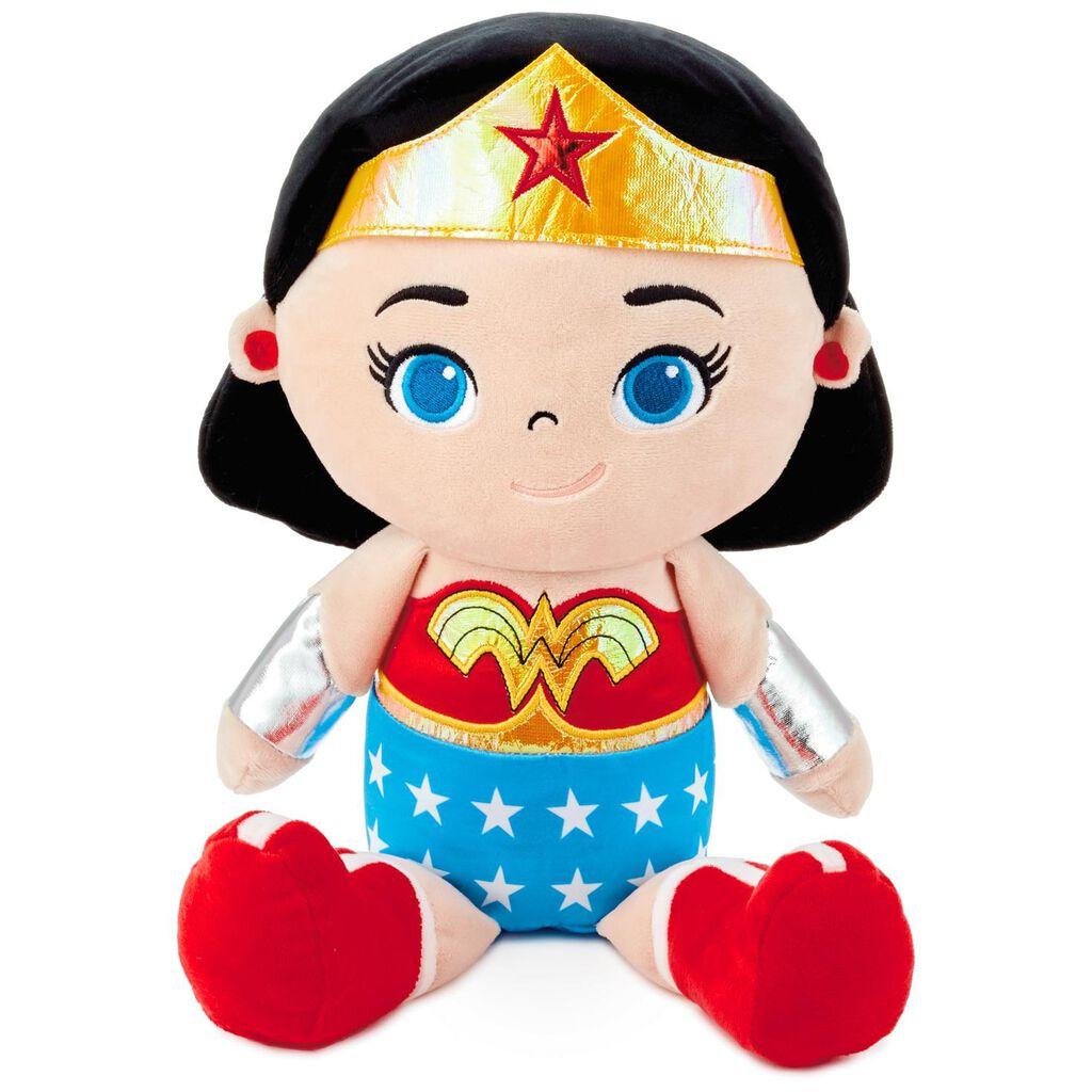1ae90a69 Wonder Woman™ Stuffed Animal With Sound, 10