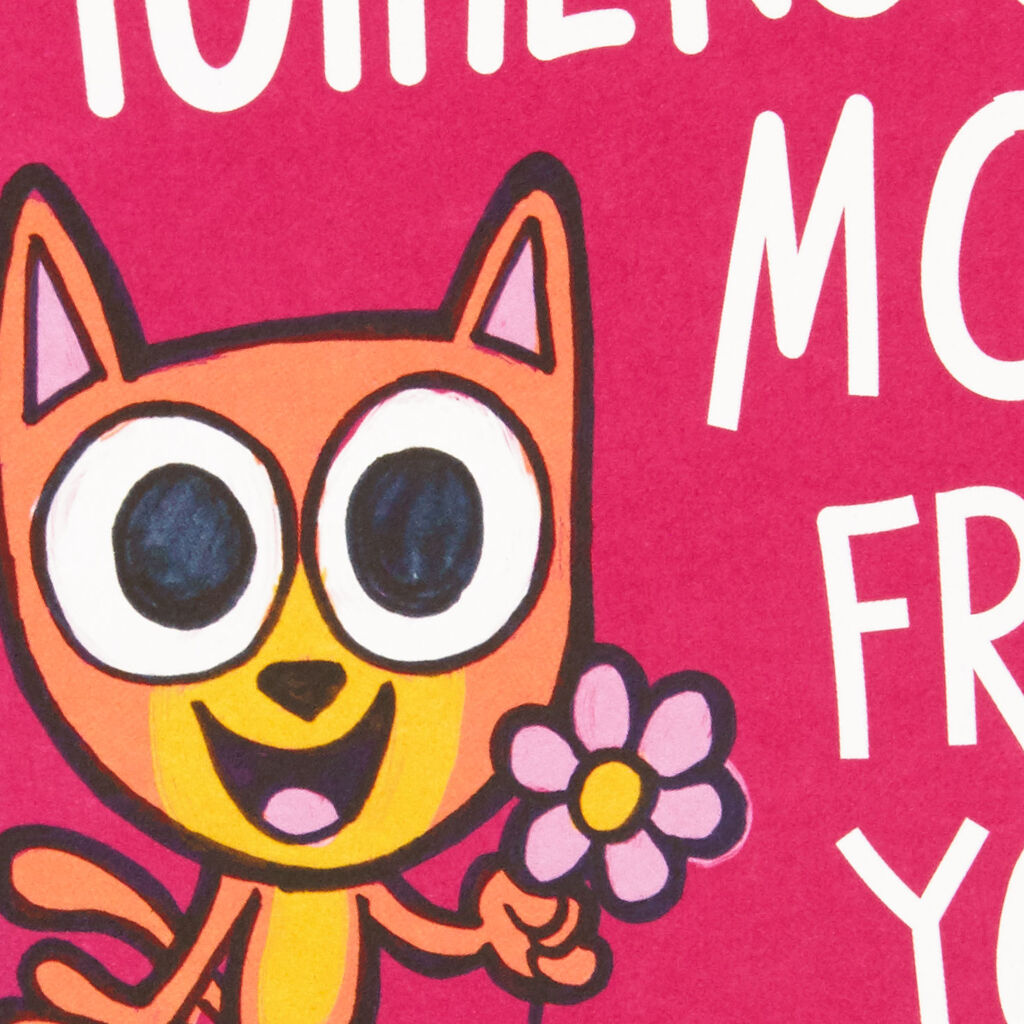 From Your Favorite Kid Funny Pop Up Mother's Day Card